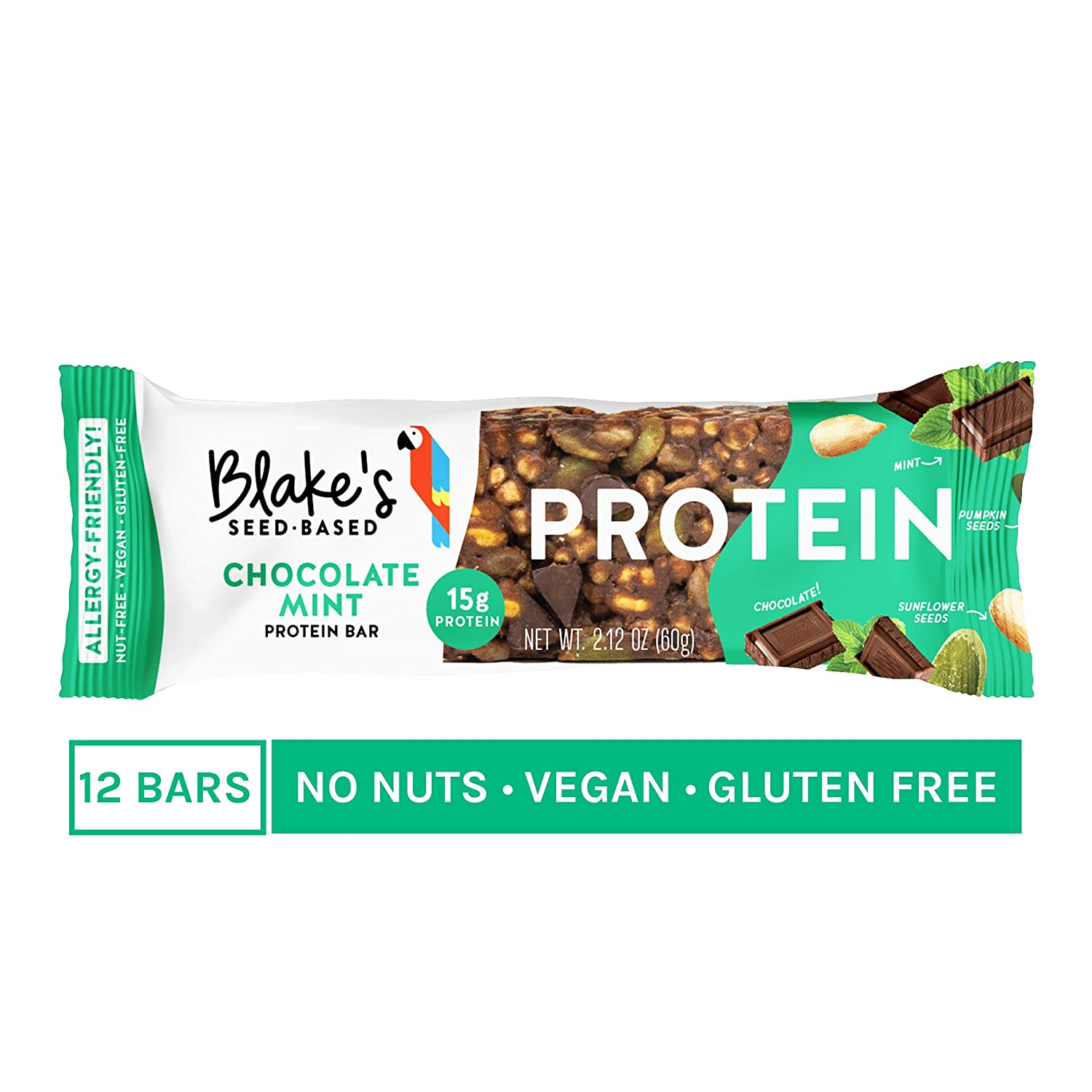 The 5 Best 100% Nut-free Protein Bars - The Health Playbook